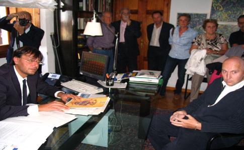 Il Comune di San Casciano solidale con i Centesi