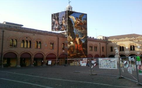 Transennart: Forza Cento chiede di portare le opere del Guercino in piazza