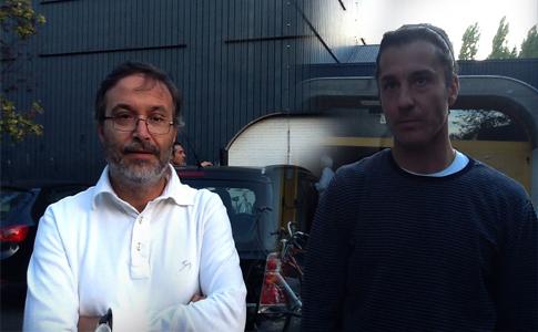 Carlo Malaguti e Marco Rorato intervistati da Taccuino Centese