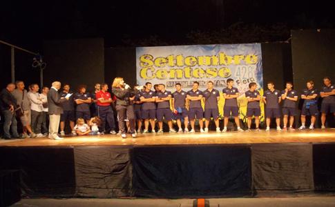 Presentata la prima squadra e gli juniores della Centese Calcio