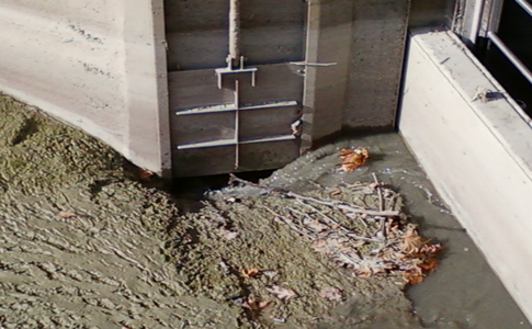 Dov'è finita l'acqua del canalino di Cento?