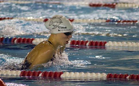 Acqua Time: Elisabetta Rondina è oro nei 100 rana