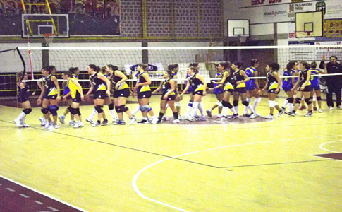 Secondo vittoria per l'Evolution Volley di Cento