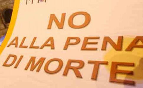 Anche a Cento la giornata mondiale contro la pena di morte