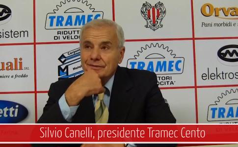 Silvio Canelli salva gli allenatori Tramec