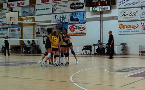 Evolution Volley vince in casa contro il Far Castenaso