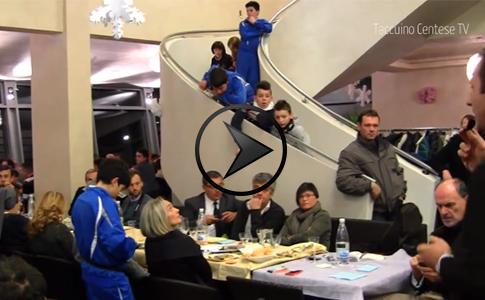 Cena natalizia Scuola Calcio Centese A.S.D.