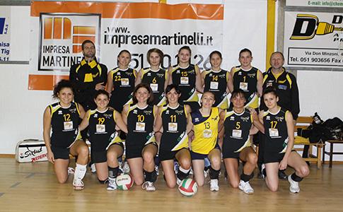 Volley: Cento torna alla vittoria contro Imola