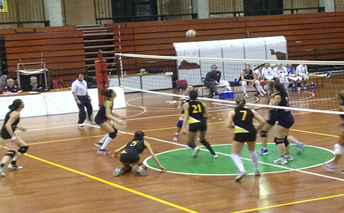 Evolution Volley: San Damaso si impone 3 a 0