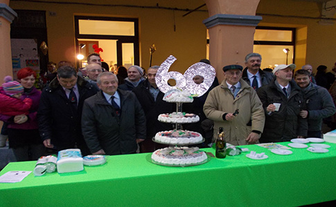 I sessanta anni dei Toponi festeggiati con un museo