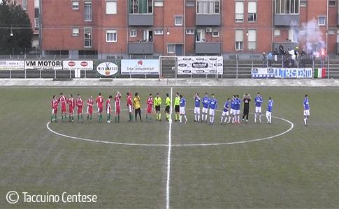 Centese Calcio – Corticella: il servizio video