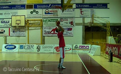 Tramec: Montegranaro si perde nella tormenta, partita annullata