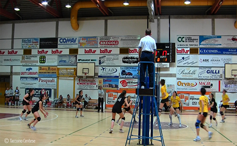 Evolution Volley vs. Auto Outlet: 1 a 3