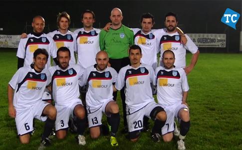 Trionfo della Guercino Calcio nella regular season