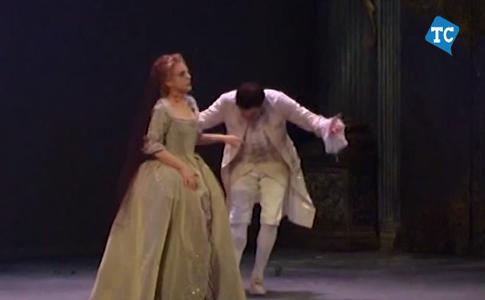 Larry intervista il soprano Francesca Pedaci