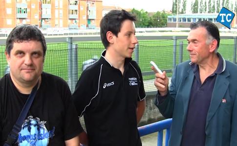 Ivan Balykin, promessa del ciclismo italiano