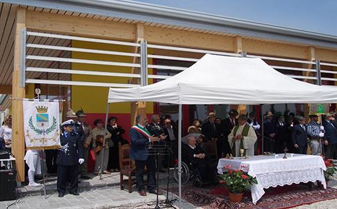 Inaugurata la nuova scuola dell'Infanzia di Casumaro