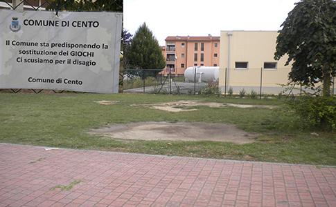 """L'appello dei cittadini: """"Salviamo il parco del Penzale"""""""