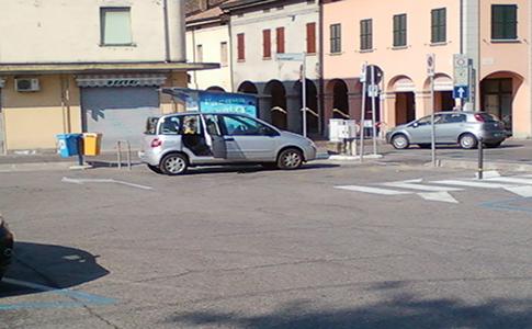 Piazzale Bonzagni vs. Disabili