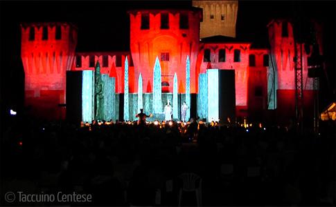 Domenica 22 aria di medioevo alla Rocca di Cento!