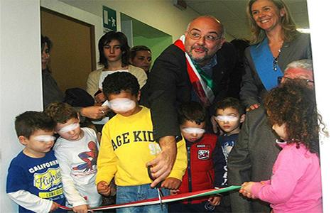Inaugurata la prima sezione di scuola materna a Corporeno