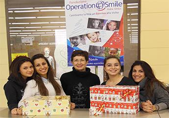 """""""Dona un sorriso"""": progetto di beneficenza con l'Ipsia di Cento"""