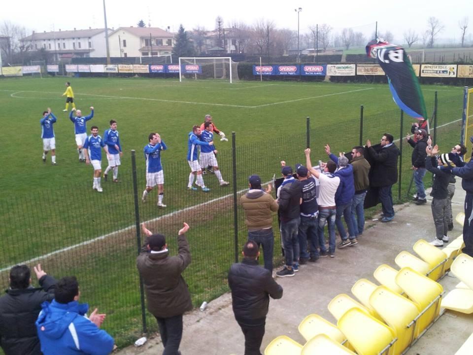 Centese Calcio 2 – Meletolese 0, e allontana lo spetro dei play out!