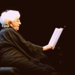 Un secolo crudele nel recital di Lina Job Wertmuller