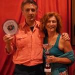 Nicoletta Vitali e Stefano Liboni