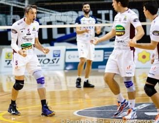 Volley: La Niagara 4 Torri giocherà a Cento la gara contro Montecchio di Sabato 18/4 !