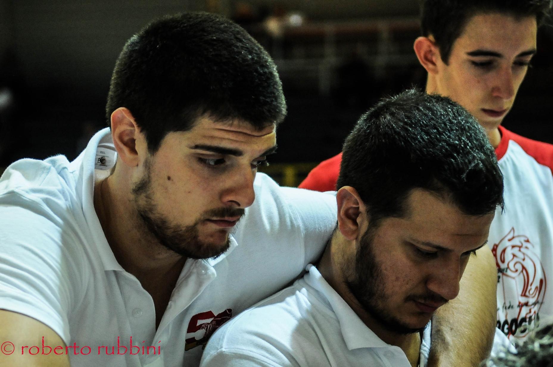 Basket: sabato c'è Garcia Moreno..massima concentrazione !