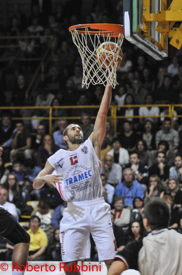 Basket: Tramec Cento vs Jadran Franco Bibite Trieste 91-64