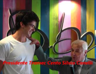 Tramec Cento Basket presenta il suo primo gioiello: Davide Andreaus !