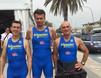 L'iridato Marzocchi ancora sul podio a Bardolino e il Triathlon impazza in estate !