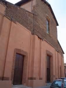Basilica di San Biagio in Corso Ugo Bassi a Cento le origini risalgono attorno all'anno mille !