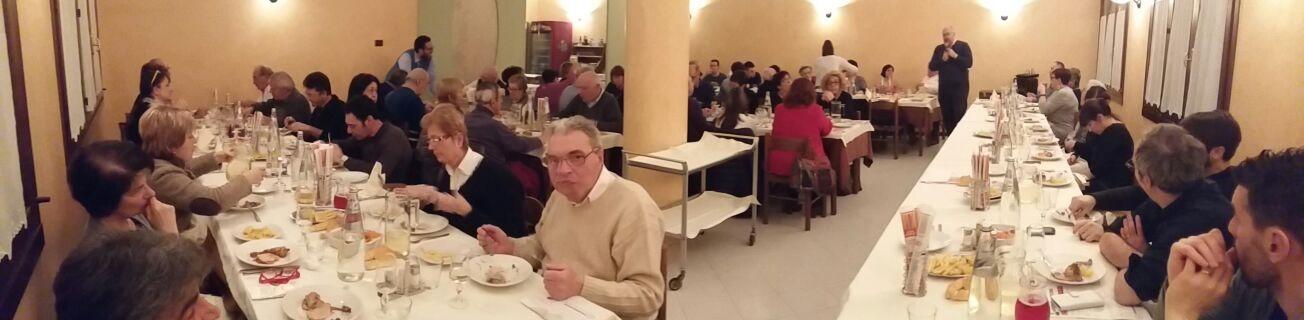 Alla Cena del PD Casumarese il Sindaco Piero Lodi invitato speciale !