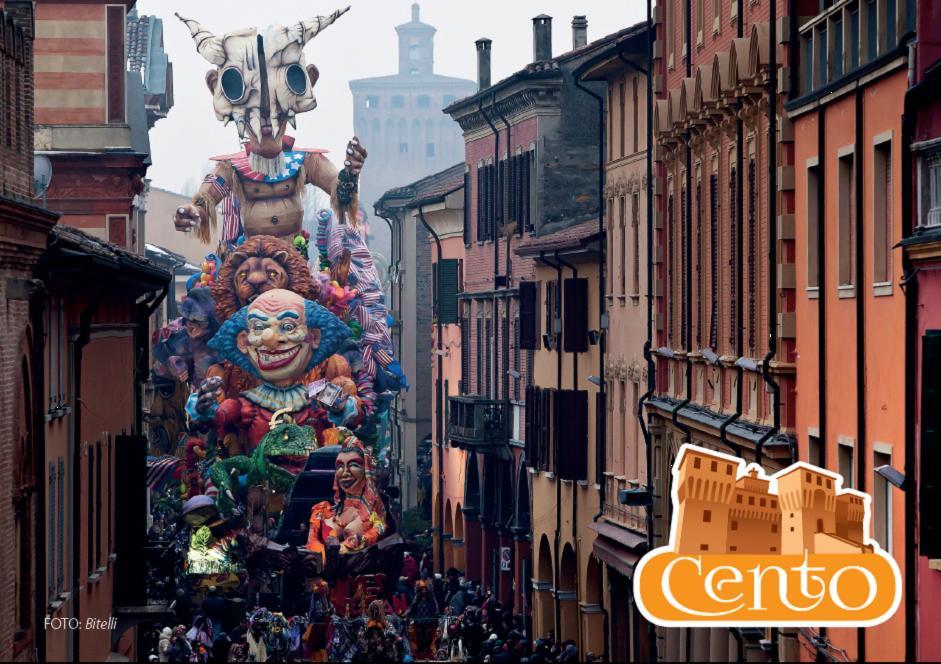 CENTO (FE) MATERA CAPITALE EUROPEA DELLA CULTURA 2019  OSPITE DELL'ULTIMA DOMENICA AL CENTO CARNEVALE D'EUROPA 2018!
