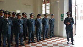 FERRARA  – IL COMANDANTE INTERREGIONALE DELL'ITALIA CENTRO – SETTENTRIONALE DELLA GUARDIA DI FINANZA IN VISITA AL COMANDO PROVINCIALE DI FERRARA