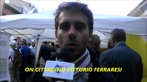 """ROMA  – SISMA 2012 IL SOTTOSEGRETARIO FERRARESI (M5S): """"IL GOVERNO HA BLINDATO LE RISORSE PER LA RICOSTRUZIONE"""""""
