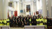 CENTO (FE) 19 GENNAIO  SAN SEBASTIANO MARTIRE PATRONO DELLE POLIZIE MUNICIPALE: CELEBRAZIONE A CENTO!