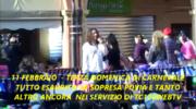 CENTO(FE) DOMENICA DA URLO PER LA TERZA SFILATA DEL CARNEVALE CENTESE: SORPRESA POVIA !