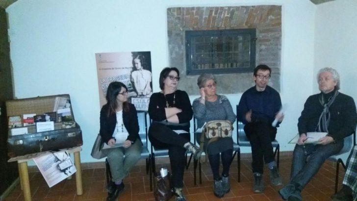 CENTO (FE) NEL GIORNO DEL RICORDO: LA TESTIMONIANZA DI MIRELLA TESSAROLO!