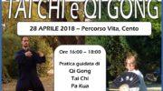 CENTO (FE)  – GIORNATA MONDIALE DEL TAI CHI E QI GONG SI GIOCA AL PARCO !