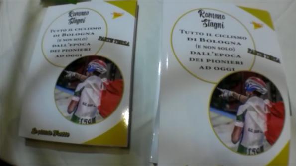 CENTO (FE) – EDITO DA FRECCIA D'ORO UN LIBRO SUL CICLISMO DEL GIORNALISTA ROMANO STAGNI!
