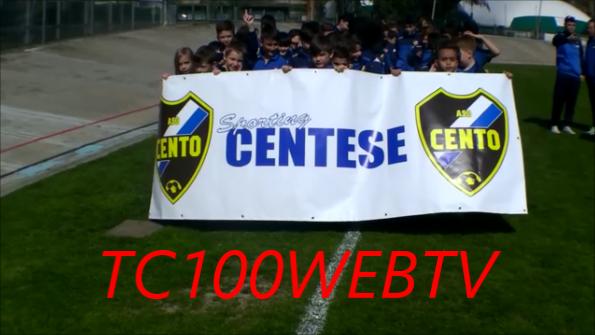 CENTO (FE) . DERBY DEL RENO RITORNO: ANCORA CENTESE 1913!