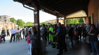 CENTO (FE)  – 20 MAGGIO 2012: LE VOCI DI SPERANZA HANNO RICORDATO IL TERREMOTO