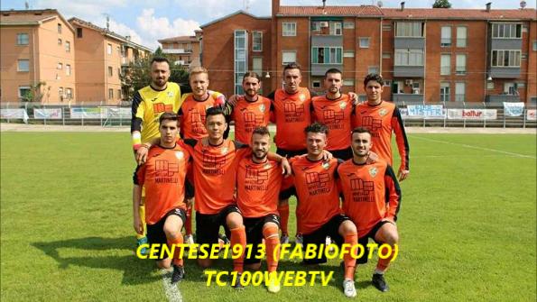 CENTO (FE) – CALCIO, LA CENTESE 1913 VA AI PLAY OFF E TROVA L'ALBERONESE !