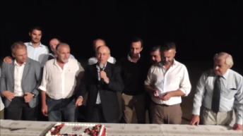 CENTO (FE)  BALTUR BASKET CENA DEI SALUTI DI FINE CAMPIONATO DAL SAPORE SPECIALE !