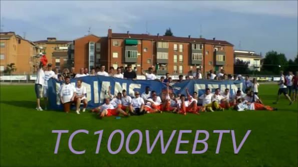 CENTO (FE) CENTESE 1913 TANTE EMOZIONI NEL GIORNO DELLA FINALE PLAY OFF 3-0 AL QUARTESANA