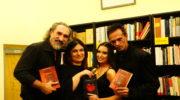 CENTO (FE) LISA IN TV CON I SUOI VAMPIRI DELLA SAGA DI DEXTERHALL SU TELE STUDIO MODENA (CANALE 85)